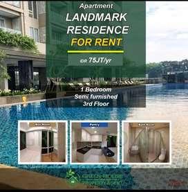 Sewa Apartemen Landmark Residence   Pusat Kota Bandung