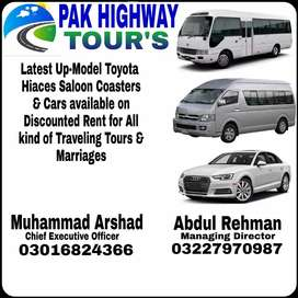 Pak highway tours & rent a car