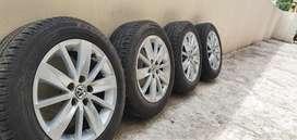 VW Alloys 15inch