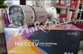 CAMERA CCTV RESOLUSI TINGGI