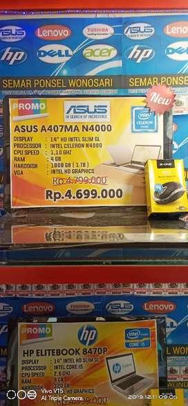 Asus A407MA N4000