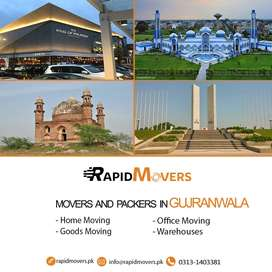 Movers and Packers Gujranwala - Rapid Movers