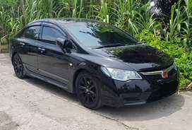 Honda civic automatic/at