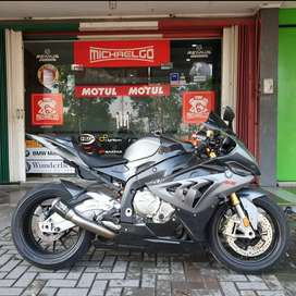 BMW S1000RR 4000mile on going