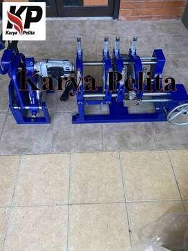 mesin las pipa hdpe tipe manual SHDS 200 4 Clamp Ready Stock
