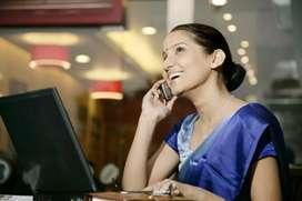 Domestic telecalling job male/female