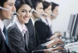 Bpo/Tellecaller jobs Vacancy For Night Shift