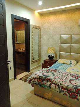 furnish luxury 2 bedrooms apartment on rent in  bahria ph 4