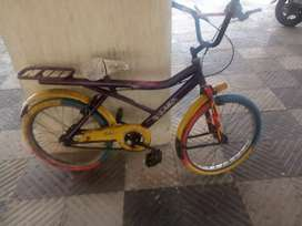 My bicycle is good..