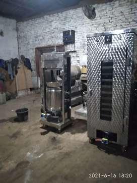 oven pengering gas 12 loyang serbaguna