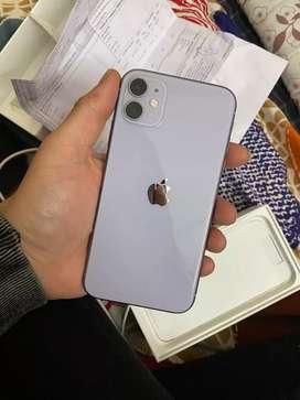 iPhone 11 /128 GB/ purple/ colour
