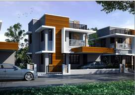 Perfect Living in Modern Villas @ Shornur, Palakkad