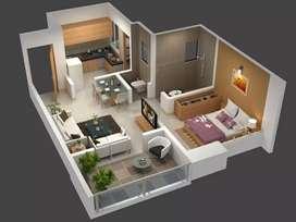 Jasa Interior Design dengan gambar 3D Jakarta Selatan