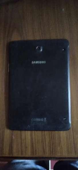 Dijual Samsung Galaxy Tab S2 8.0 minus LCD rusak