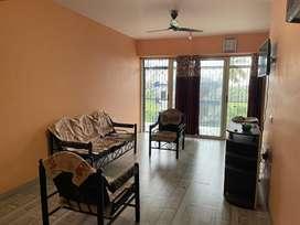 Saipem candolium Spacious 2 bhk  apartment with balcony