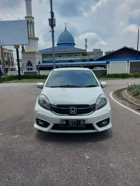 Honda Brio E cvt fecelift th 2016 metic