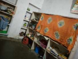 One room + bed all items available and only for girls
