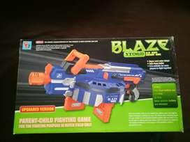 Modded Blaze Storm Machine Gun