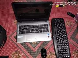 HP laptop, processor-Intel Core i3, 8 GB RAM, AMD RADEON GRAPHICS
