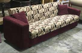 the best Supreme Quality sofa cum bed ( khawaja's Fix price shop