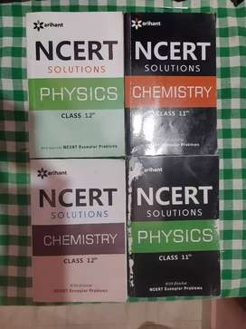 arihant ncert solutions physics and chemistry.