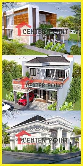 Desain Gambar Arsitek RAB IMB Kontraktor Rumah di Pangkal Pinang