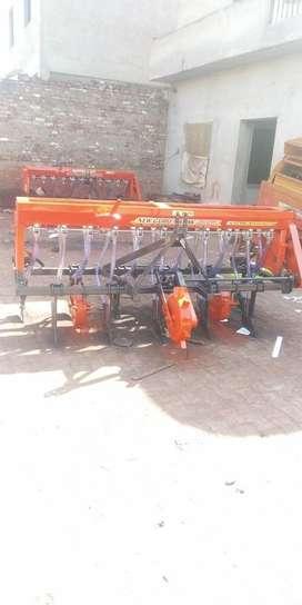 ਝੋਨਾ ਬਿਜਾਈ ਵਾਲੀ ਮਸ਼ੀਨ DSR Drill ਡਲਿਵਰੀ ਮੌਕੇ  ਹੀ
