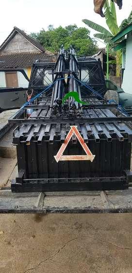 Sedia cetakan pagar beton model terbaru
