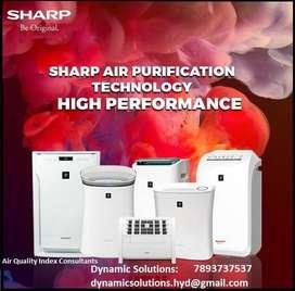Air Purifiers / Humidifiers / Dehumidifiers
