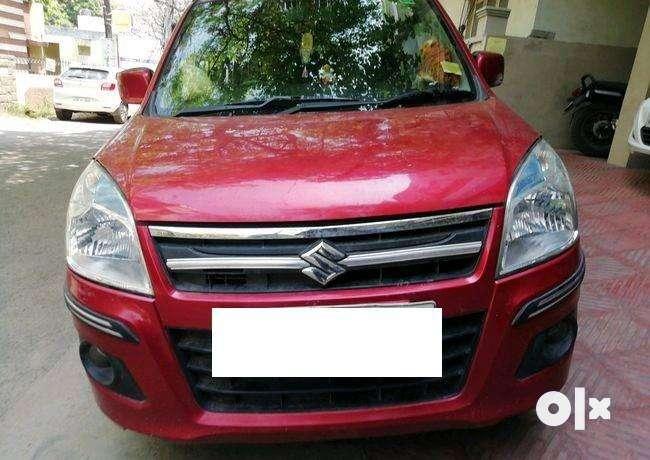 Maruti Suzuki Wagon R 1.0 VXi, 2018 0