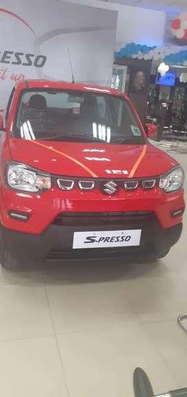 Maruti Suzuki spresso vxi 2021 Petrol 00 Km Driven