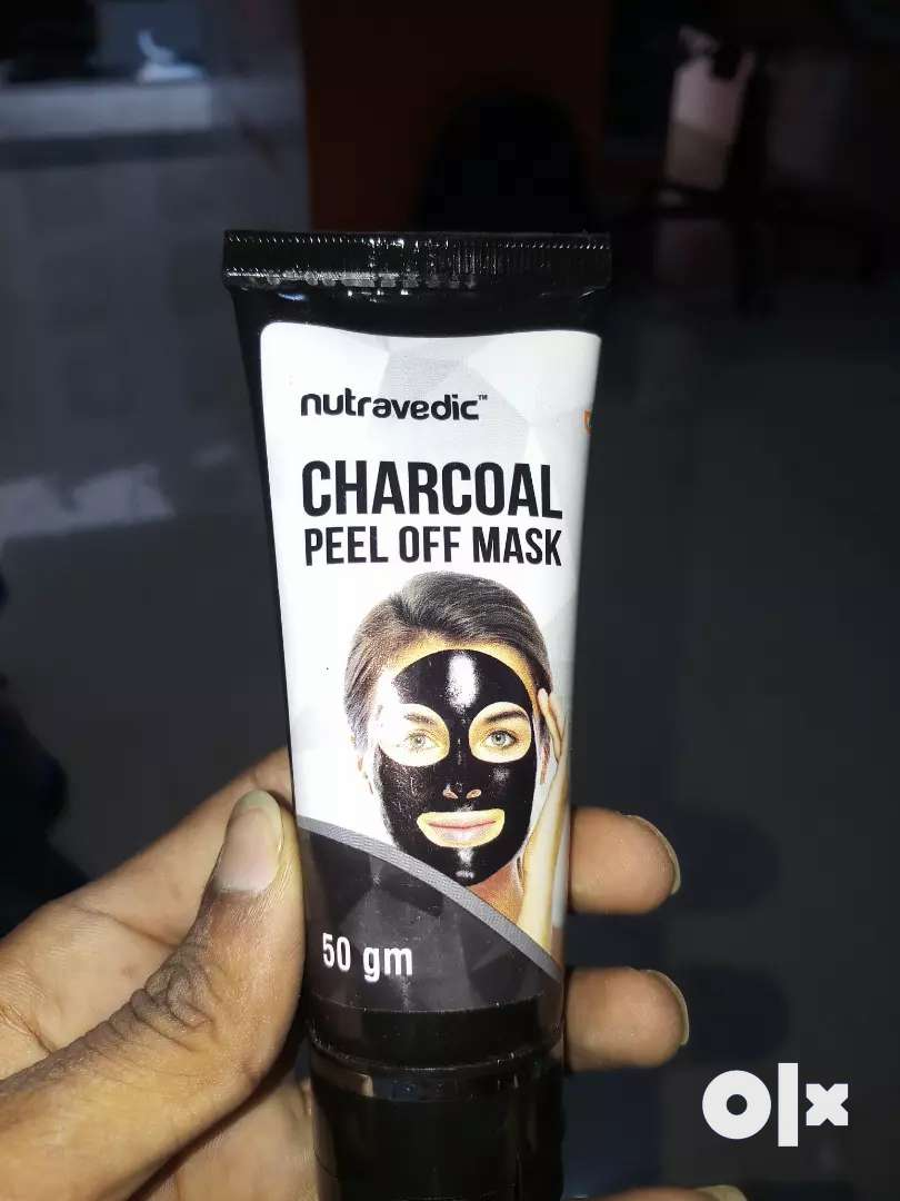 Charcoal face mask 0