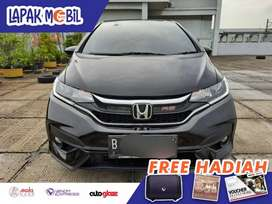 Honda Jazz 1.5 RS CVT Matic 2018 Km 23rb Tangan 1