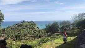 Tanah view pantai baron