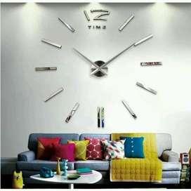 Jam Dinding Raksasa Diameter 80 - 130 cm