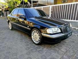 Mercy W202 C230 Elegance AsBali Orisinilan Istimewa No Manulfaction