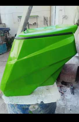 Manufacturers of fiber glass delivery box
