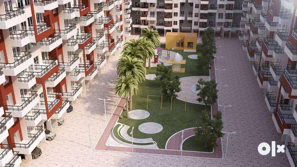 180 units project offering 1bhk 26l alandi pune