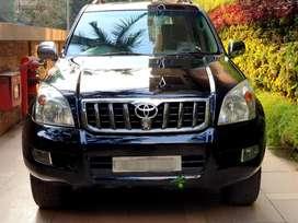 Toyota Land Cruiser Prado VX, 2006, Petrol