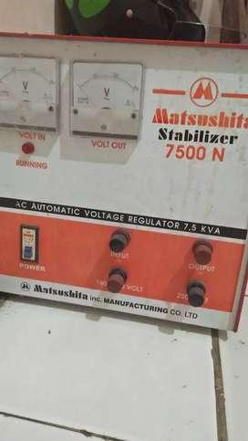 Dijual stabilizer