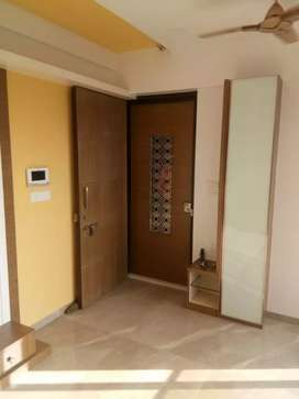 Newly furnished flat. First hand property 2 bhk in andheri east