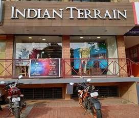 Indian Terrain  Thiruvalla- Sales executive