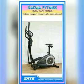 Jual alat fitnes SIDOARJO //CROSTRAINER 2gerakan user 150kg