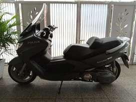 Moge Xciting 500 cc ABS Full Paper 400,tmax,250,forza,xmax,Depok,sym