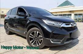 Honda CR-V 1.5 Turbo Prestige Matic 2018 low Km 12rb Tangan 1