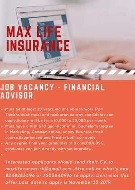 Financial Advisor and Agency leader