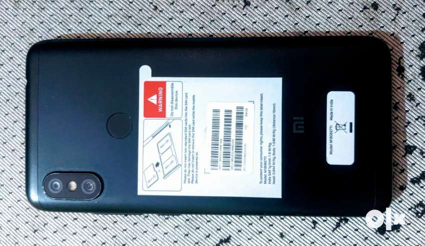 Mi note 6 pro grey excellent condition one hand used 0