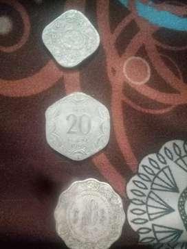 ਪੁਰਾਣੇ सिक्के