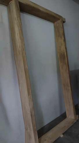 Door frame 8 feet length 9*3