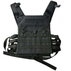Rompi Jaket Olahraga Outdoor Tactical JPC Molle Dummy Plate Import